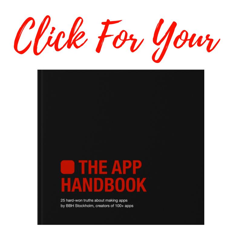 Get the App Handbook here!