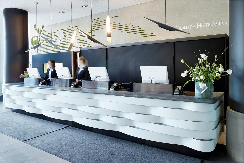 Reception Nordic Choice Hotel