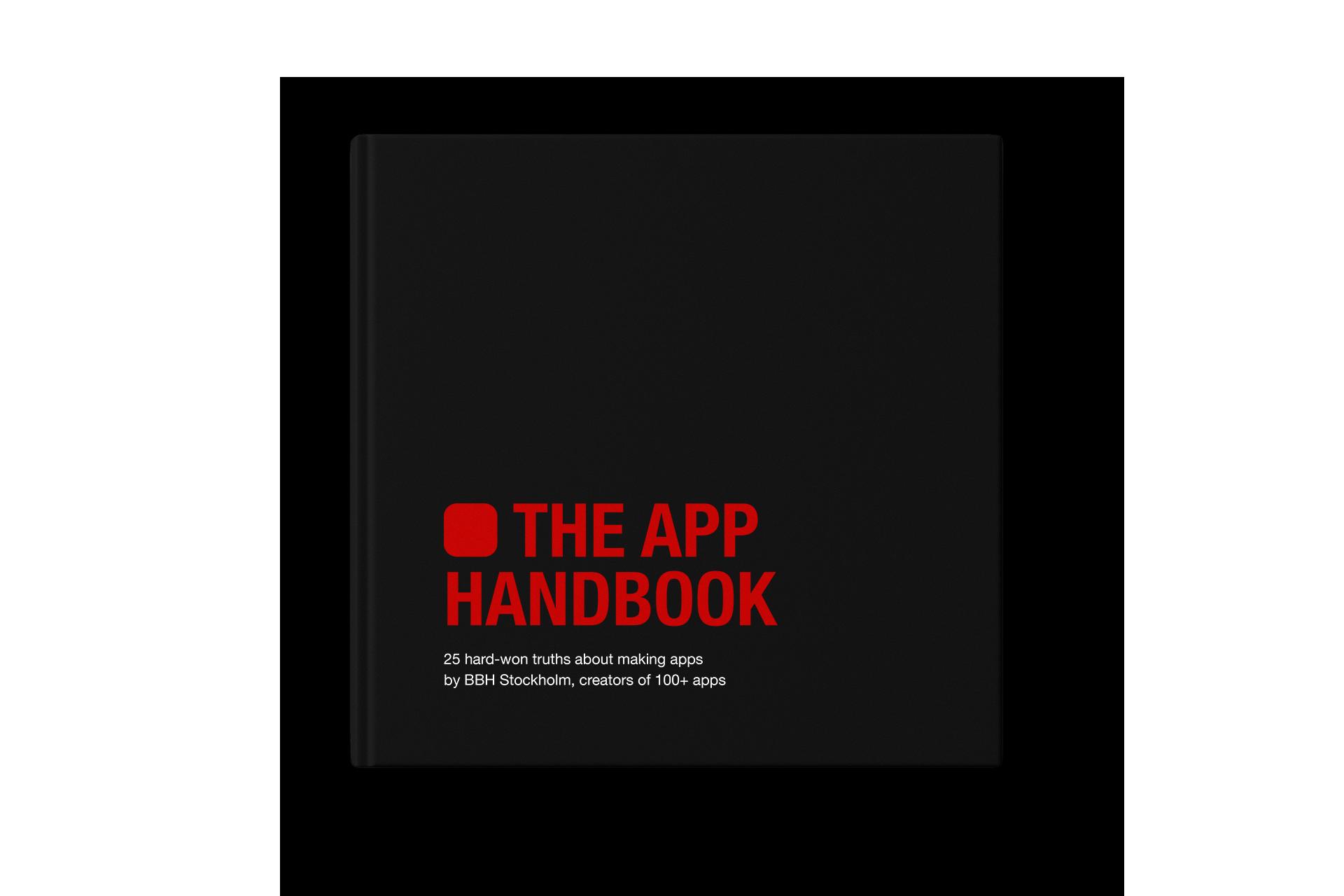 BBH Stockholm App Handbook