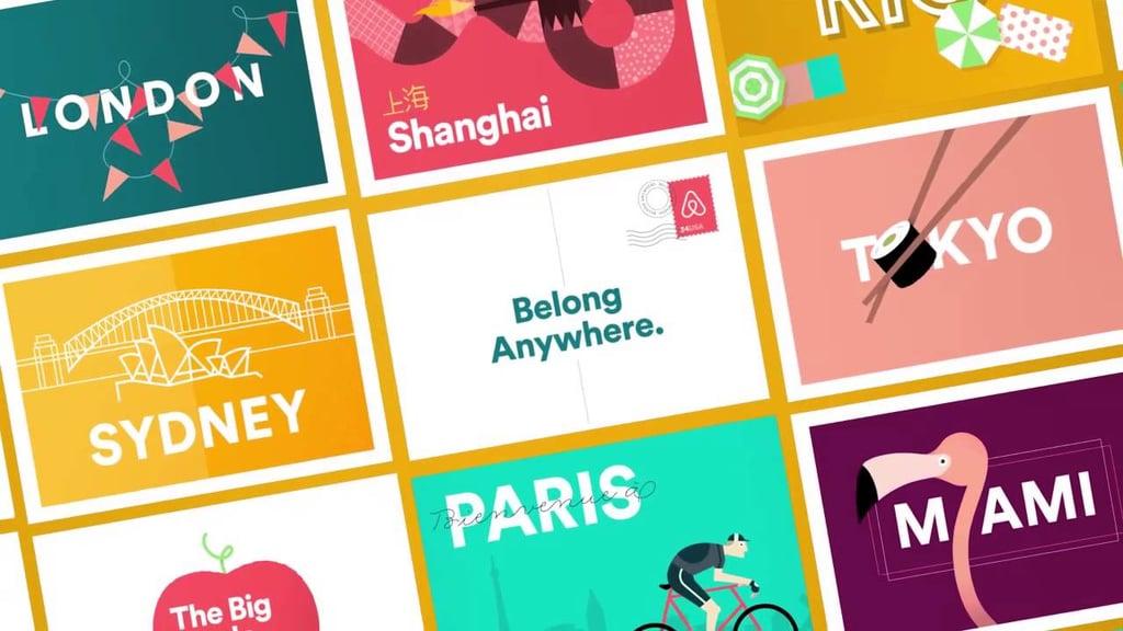 Airbnb London Sydney Paris Tokyo