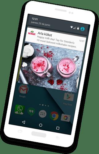 Arla BBH App